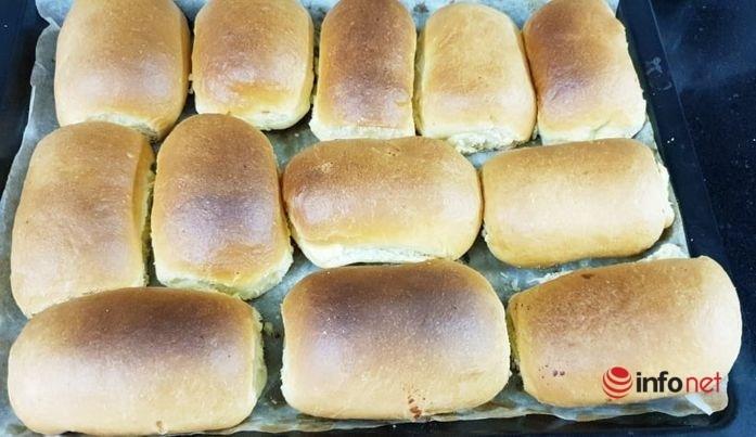 Cách làm bánh Pateso nhân thịt