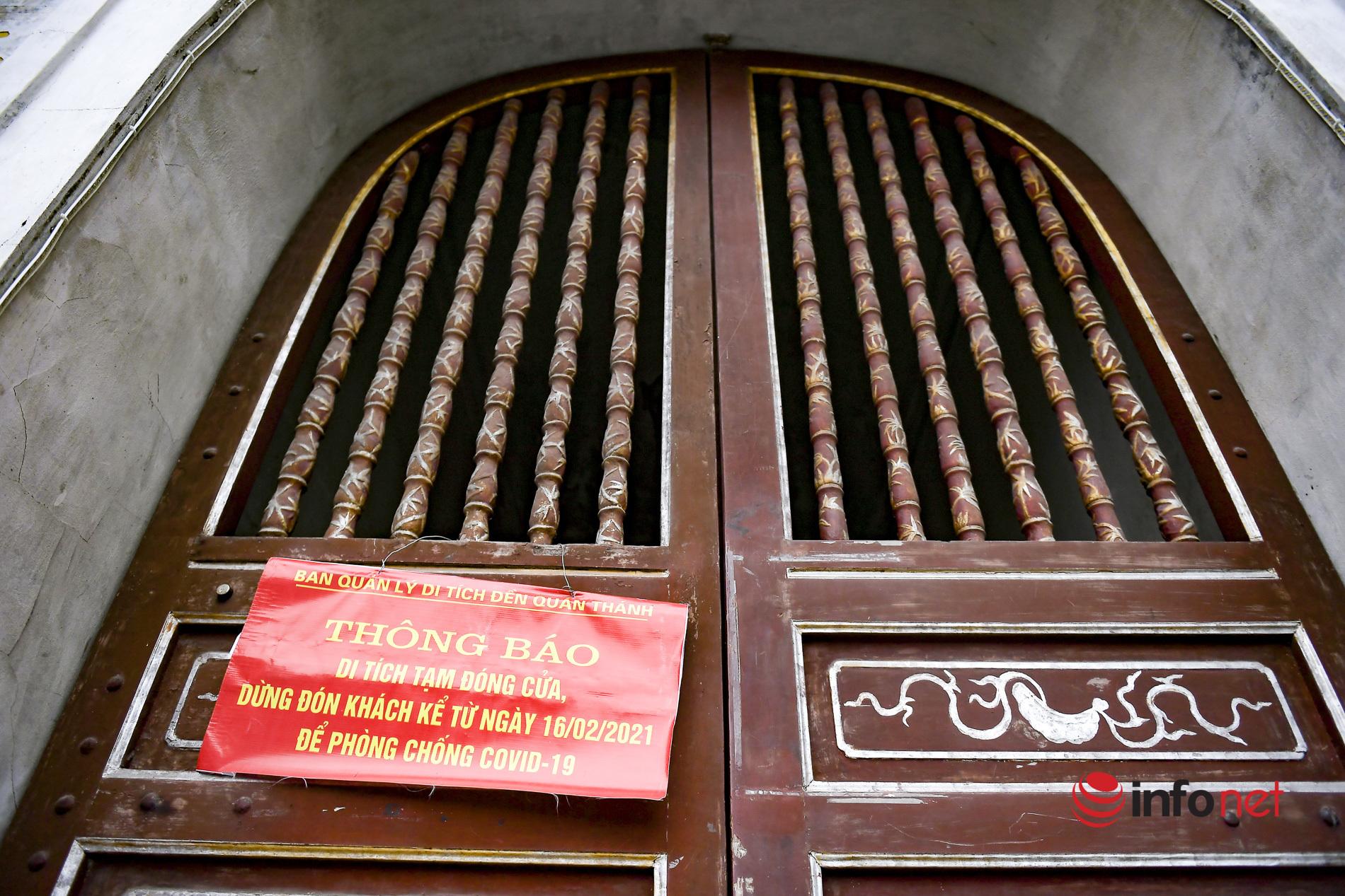 Được mở cửa đón khách, nhiều di tích ở Hà Nội vẫn rất vắng vẻ