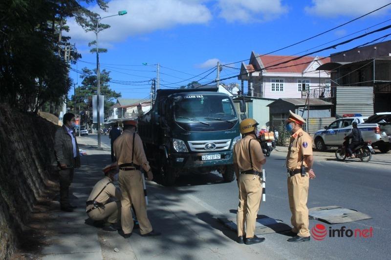 Chấn chỉnh trật tự an toàn giao thông trên địa bàn TP Đà Lạt