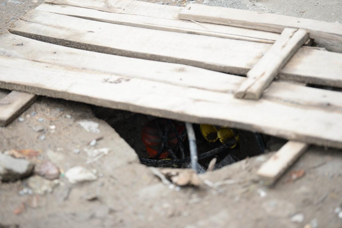 Cận cảnh dự án 'siêu rùa', tuyến phố 440m thi công hơn 2 năm chưa xong