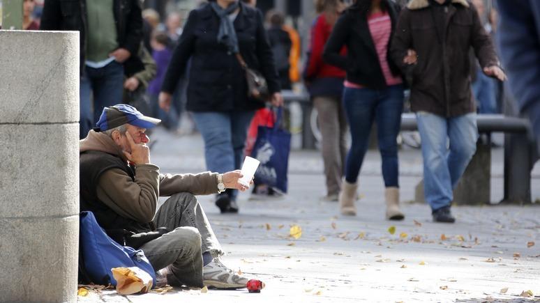 Nghèo đói gia tăng, nhiều người Đức 'đổ tại' lương thấp