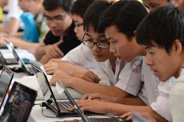 """Muốn """"đầu quân"""" ngành Công nghệ thông tin, thí sinh cần đạt 8 điểm Toán trở lên"""