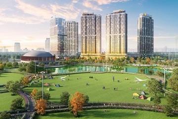 """""""Săn tìm"""" dự án có mật độ xây dựng """"vàng"""" tại Hà Nội"""