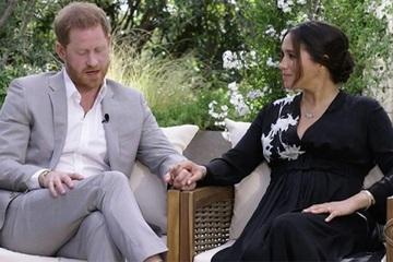 Danh tiếng của Hoàng tử Harry và Meghan Markle giảm thê thảm
