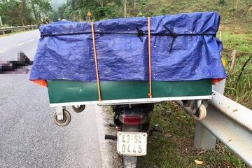Quảng Nam: Tìm người liên quan vụ nam thanh niên tử vong trên đường Hồ Chí Minh