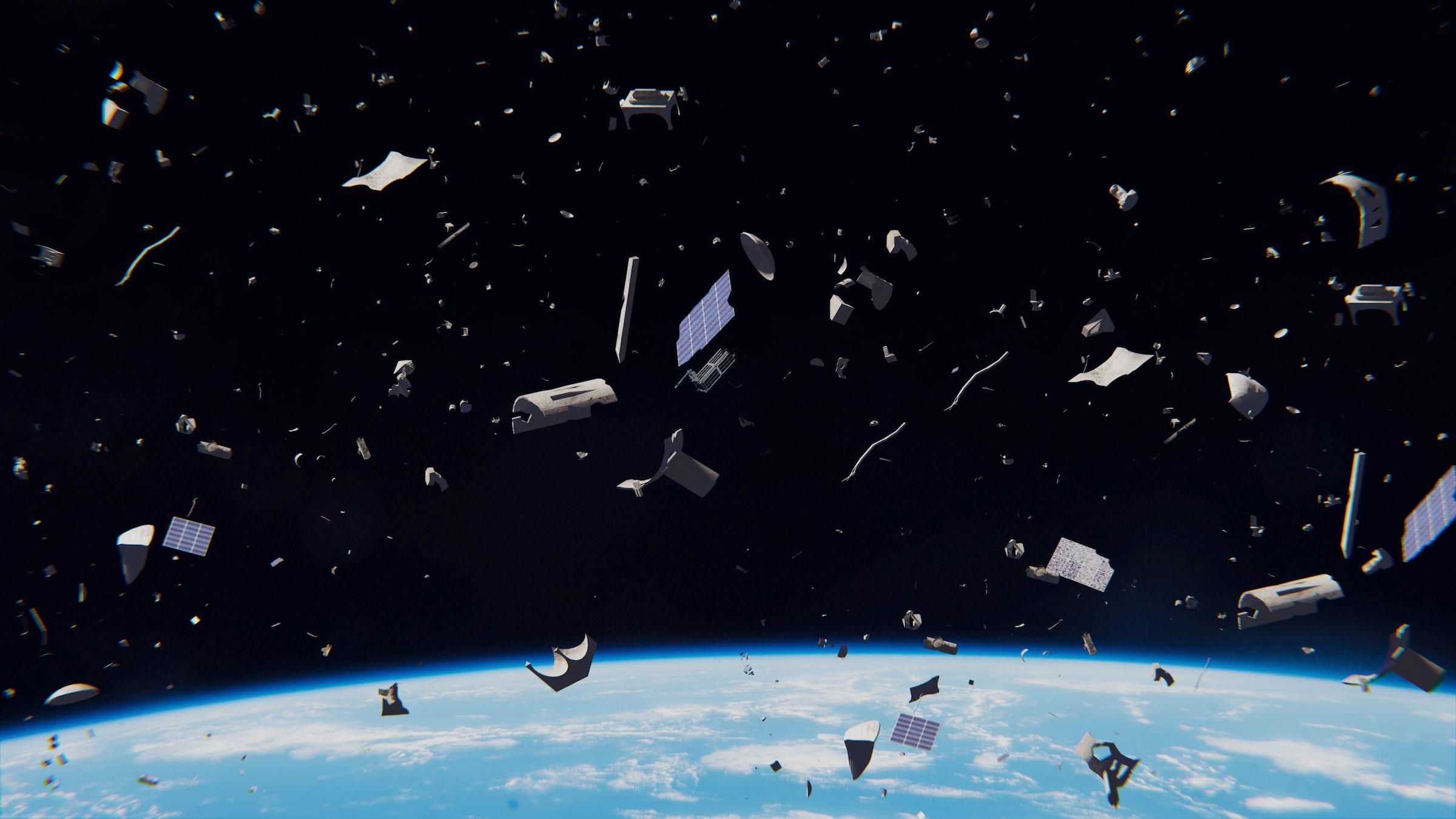 Sự thật về những mảnh rác không gian siêu nhỏ tiềm tàng nguy hiểm khôn lường