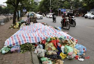 Hà Nội quyết không để rác thải tồn đọng dịp Tết, nhất là sau Giao thừa