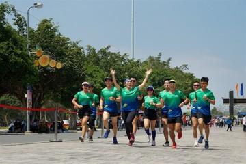 Giải chạy marathon đầu tiên tổ chức tại Tây Ninh trên cung đường quanh Núi Bà Đen huyền thoại