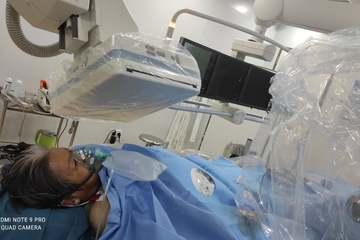 Cấp cứu bệnh nhân nhồi máu cơ tim