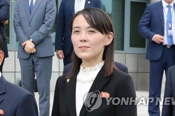 Em gái ông Kim Jong-un chỉ trích gay gắt Mỹ - Hàn