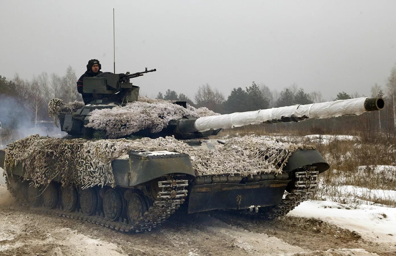 Tác chiến điện tử Nga gây nhiễu Lực lượng vũ trang Ukraine ở Donbass
