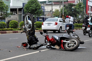 7 ngày nghỉ Tết Nguyên đán Tân Sửu 2021, cả nước xảy ra 182 vụ tai nạn giao thông