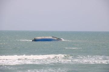 """Vụ chìm tàu chở 1.500 tấn tro bay: """"Nói là không ảnh hưởng thì không đúng"""""""