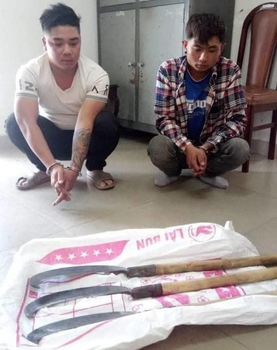 Lâm Đồng: Chém người giữa phố, 2 đối tượng bị bắt tại phòng trọ sau nửa ngày gây án