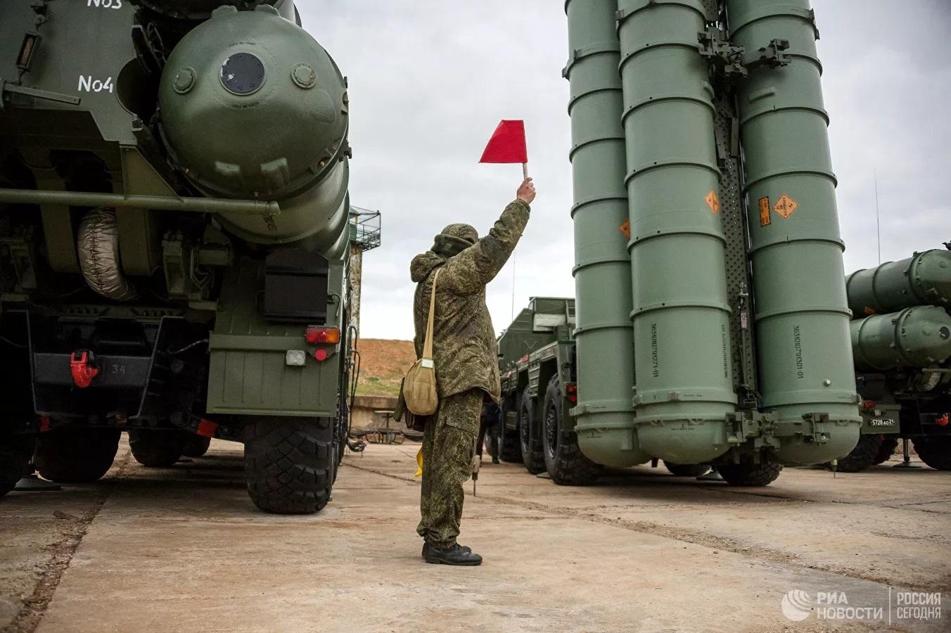'Rồng lửa' S-500 của Nga sẽ được triển khai ở Crimea