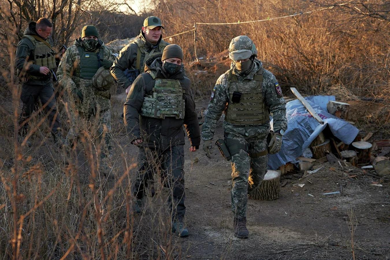 Ukraine đang tạo cớ cho cuộc 'phiêu lưu' quân sự ở Donbass?