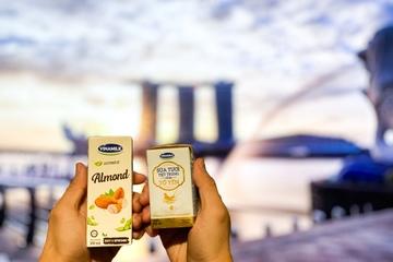 Vinamilk xuất khẩu sữa tươi chứa tổ yến đi Singapore, tiếp tục phát triển sản phẩm cao cấp