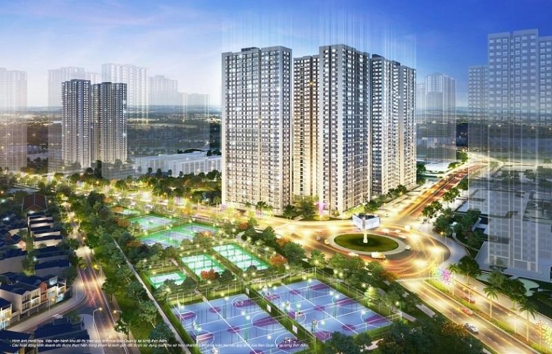 'Sống sang, sống chất' tại đại đô thị Vinhomes Smart City