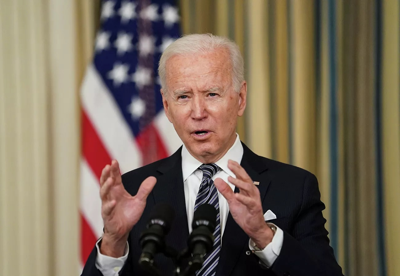 Ông Biden lại 'nói nhịu' gọi bà Kamala Harris là Tổng thống Mỹ