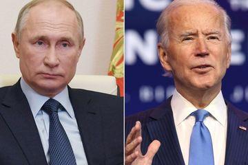 Tổng thống Putin muốn đối chất trực tuyến với ông Biden