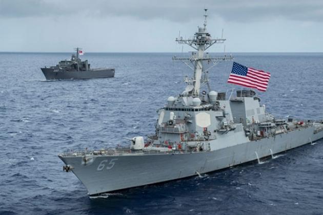 Mỹ sẽ triển khai tên lửa hành trình Tomahawk Block-V ở Biển Đen