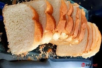Cách làm bánh mì gối trắng mềm xốp mịn như nhà hàng