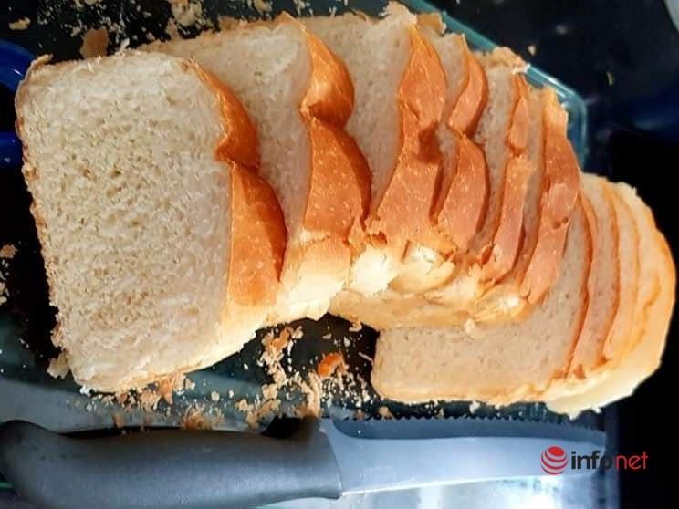 Cách làm bánh mì gối