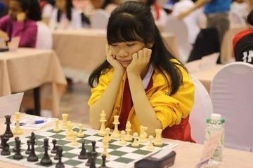 Con đường vươn lên của nữ sinh giỏi cờ vua giành học bổng 3,3 tỷ đồng