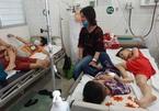 Hơn 300 người bị ngộ độc, 9 người nhập viện cấp cứu  ở Bình Định sức khoẻ ra sao?