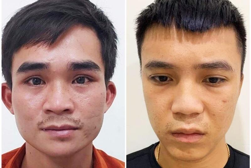 Bắt hai bị can giết người và buôn ma túy trốn khỏi nhà tạm giam