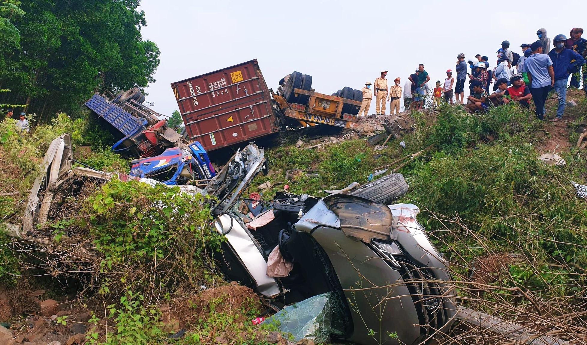 tai nạn giao thông,Quảng Trị