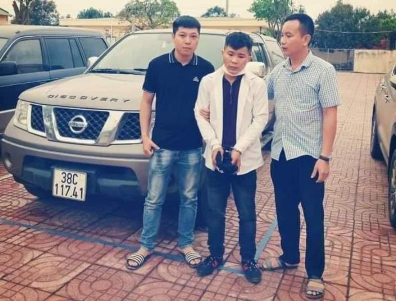 Hà Tĩnh: Trộm xe ô tô để đi gặp bạn gái quen qua mạng