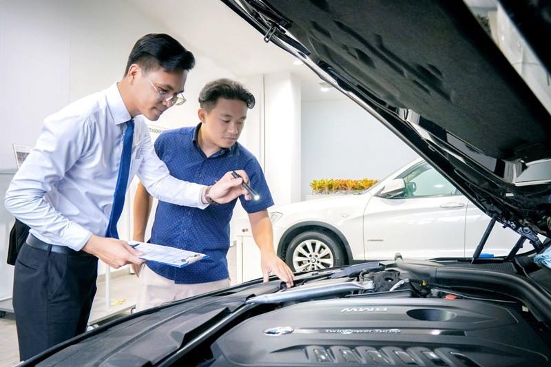 """Thaco triển khai """"Hỗ trợ trên đường Roadside Assistance"""" cho xe BMW, MINI"""