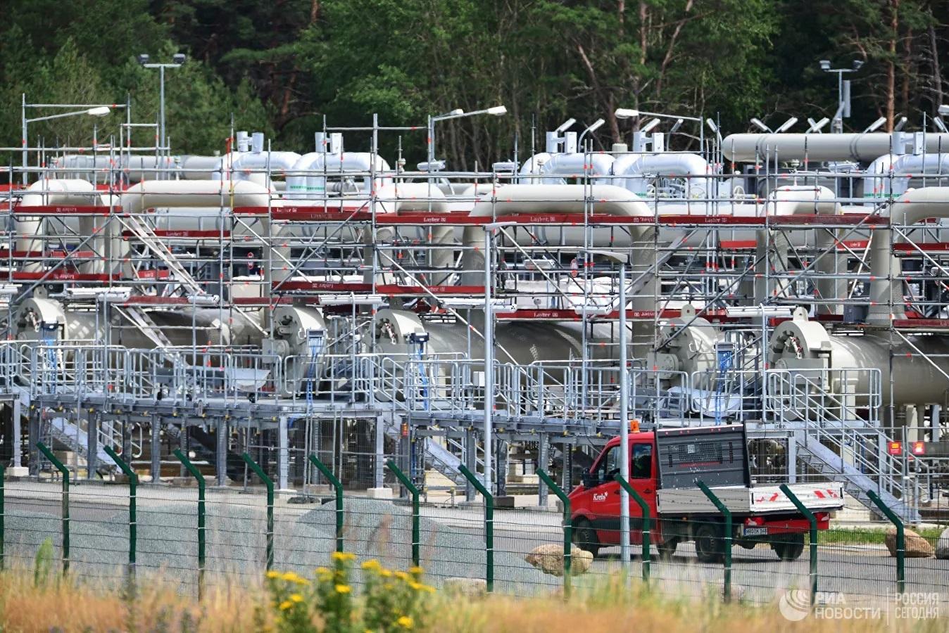 Thủ tướng Ukraine đánh giá thiệt hại từ việc khởi động Nord Stream 2