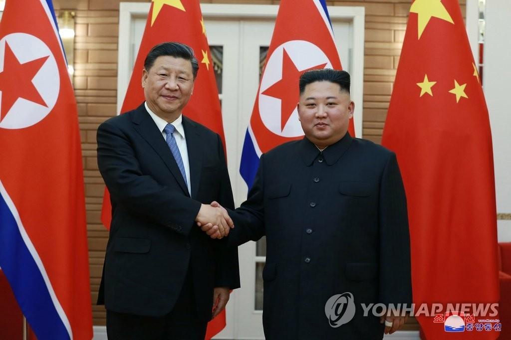 Chủ tịch Triều Tiên Kim Jong-un muốn đẩy mạnh hợp tác với Trung Quốc