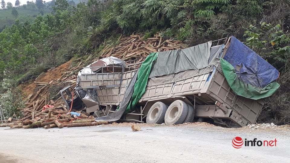 Khởi tố vụ lật xe chở keo làm 7 người tử vong ở Thanh Hóa