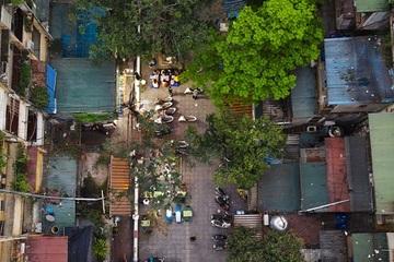 Kiếm tiền từ những căn nhà tập thể cũ ở Hà Nội