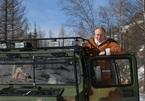 Ông Putin lái xe địa hình gì trong kỳ nghỉ ở Siberia?