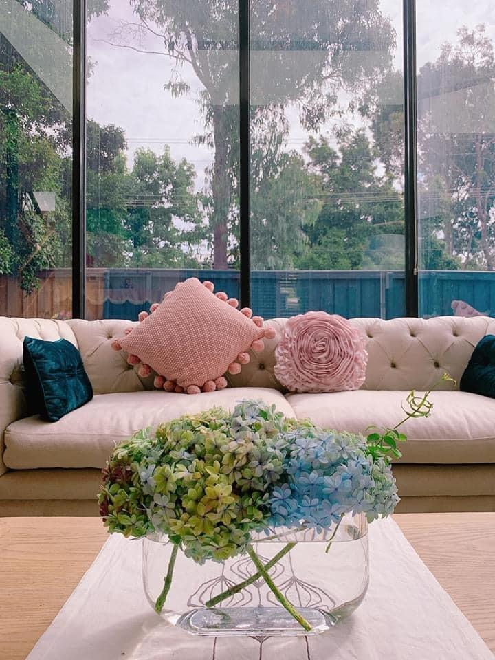 mẹ Việt tại Úc,vườn hoa đẹp,khu vườn đẹp