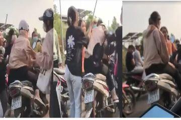 Nữ sinh Bình Phước bị đánh hội đồng bằng mũ bảo hiểm do mâu thuẫn từ mạng xã hội