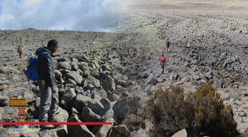 Những tảng đá sọc hổ vằn và bí mật quá khứ ở Ethiopia