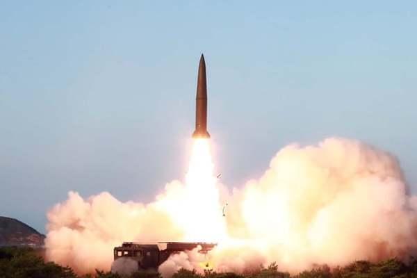 Triều Tiên phóng 2 tên lửa, Mỹ vẫn nói 'bình thường'