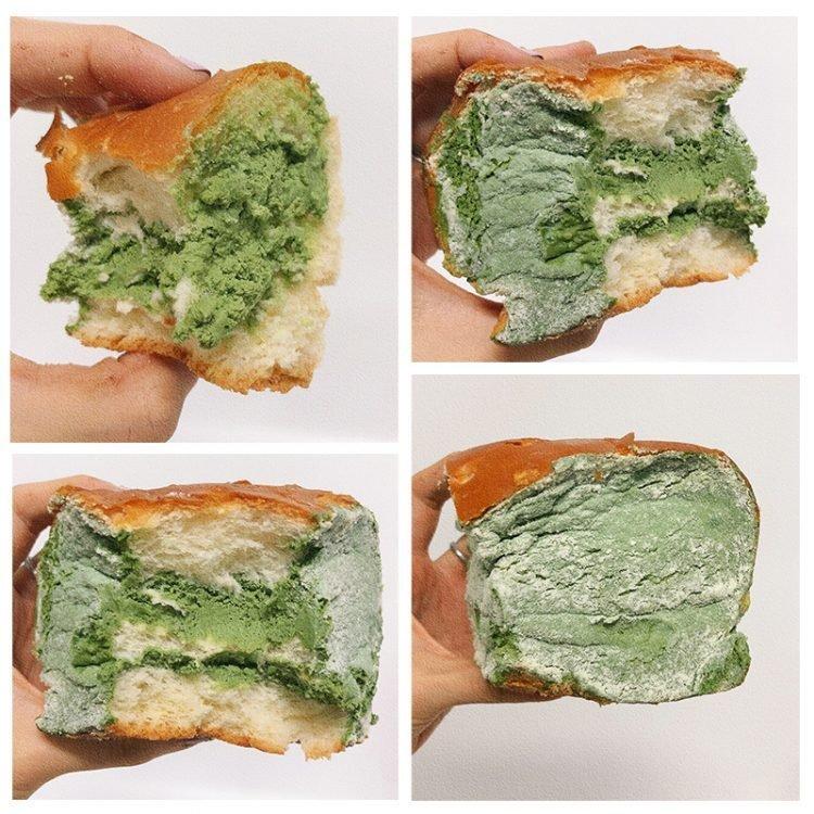 Chiếc bánh mì 'mốc meo xanh rờn' có gì khiến cư dân mạng tranh nhau mua