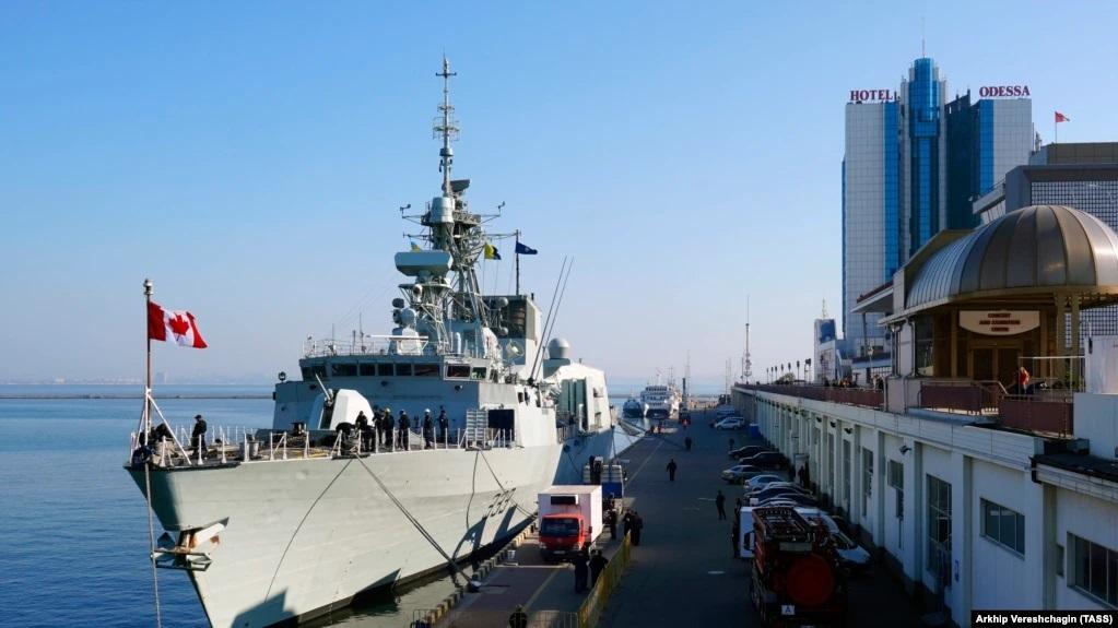 Nga sẽ 'để yên' cho Ukraine chừng nào tàu NATO còn ở Biển Đen?