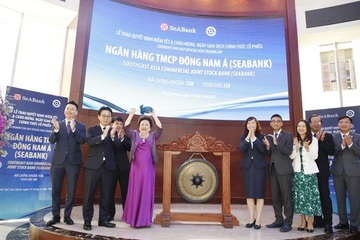 """SeABank lên sàn, chuẩn kịch bản cổ phiếu """"tân binh"""", tài sản gia đình bà Nguyễn Thị Nga tăng mạnh"""