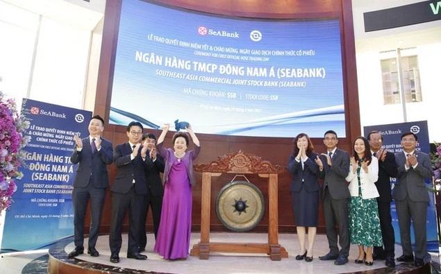 SeABank lên sàn, chuẩn kịch bản cổ phiếu 'tân binh', tài sản gia đình bà Nguyễn Thị Nga tăng mạnh