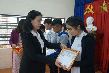 Hội Khuyến học tỉnh Quảng Nam đã huy động được hàng chục tỷ đồng