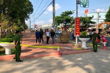 2 người thương vong trước cổng Ủy ban huyện: Cả 2 sống lang thang, bị bạn cùng hội tấn công lúc ngủ