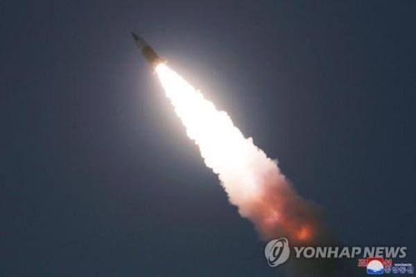 Triều Tiên bị nghi vừa phóng 2 tên lửa đạn đạo