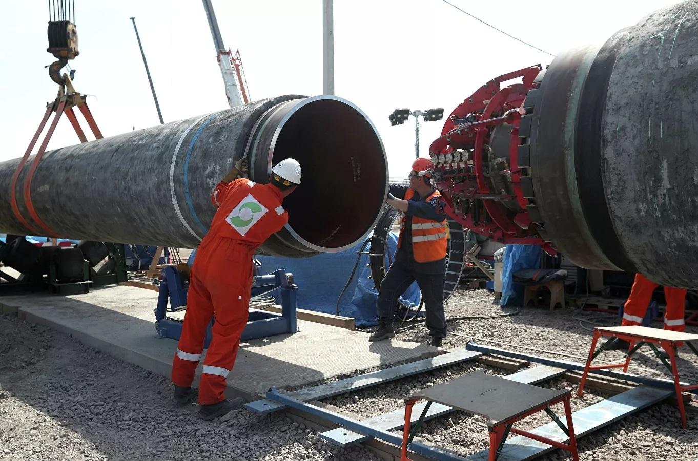 Đại biểu EP lên tiếng về các lệnh trừng phạt của Mỹ với Nord Stream 2